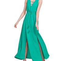 Emmalyn Sleeveless Maxi Dress