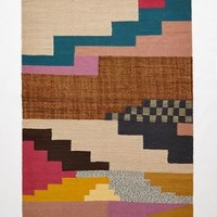 Fringed Cusco Rug