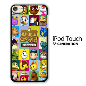 Animal Crossing iPod Touch 6 Case