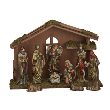 Holliday Nativity Set by elements