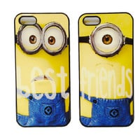 despicable me MINIONS best friends phone cases