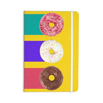"Danny Ivan ""Donuts"" Everything Notebook"
