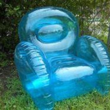 TWO Huge Inflatable Chairs for Adults from dcmachinc