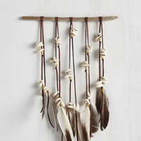 Boho Driftwood if you Could Wall Hanging by ModCloth