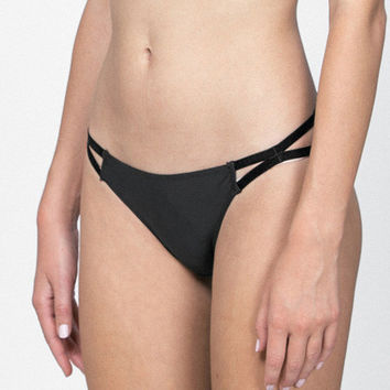 Lonely: Harper Tri Brief - Black