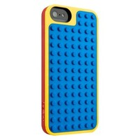 Belkin LEGO® Cell Phone Case for iPhone 5 - Multicolor/Yellow (F8W283ttC0)
