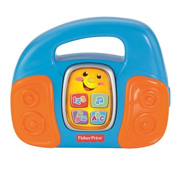 Fisher-Price Laugh & Learn Musical Player