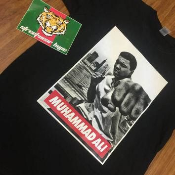 Muhammad ali T-shirt michael jordan mike tyson ,Legend Of The Fall Tour,The Weeknd mer