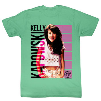 Saved by the Bell Kapowskiing Mens Tee Shirt