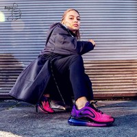 Wmns Air Max 720 'Sunset' Premium Quality 100% correct details running nike shoes