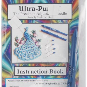 Small, Medium & Large Cameo Products Ultra Punch Needle Set