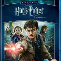 Harry Potter And The Deathly Hallows, Part 2 [Blu-ray]
