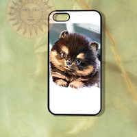 Cute Puppy -iPhone 5, iphone 4s, iphone 4, Samsung GS3, GS4 case,  Ipod touch5-Silicone Rubber or Hard Plastic Case, Phone cover
