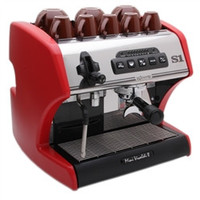 La Spaziale S1 Mini Vivaldi II Espresso Machine - Red