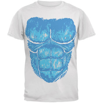 Halloween Yeti Costume T-Shirt
