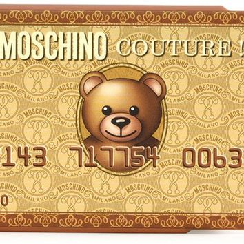 MOSCHINO Credit Card iPhone Case