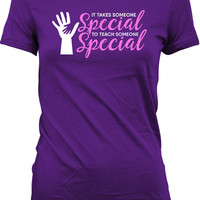 Autism Awareness Shirt Autism Gifts For Women Autism Teacher Shirt Autistic T Shirt Autism Spectrum Advocate Ladies Tshirt MD-410