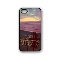 Zeimax® UV Case for iPhone 5 5S - Good Vibes