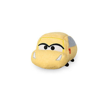 Disney Usa Cruz Ramirez from Cars 3 Mini Tsum Plush New with Tags
