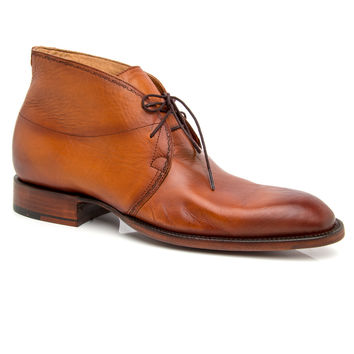 Lucchese Light Brown Evan