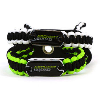 Archery Squad Paracord Wrist Sling