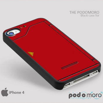 Pokedex Default for iPhone 4/4S, iPhone 5/5S, iPhone 5c, iPhone 6, iPhone 6 Plus, iPod 4, iPod 5, Samsung Galaxy S3, Galaxy S4, Galaxy S5, Galaxy S6, Samsung Galaxy Note 3, Galaxy Note 4, Phone Case