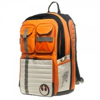 Star Wars Orange Rebel Alliance Icon Backpack