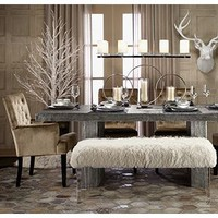 Ludlow Bench | Benches & Banquettes | Dining Room | Furniture | Z Gallerie