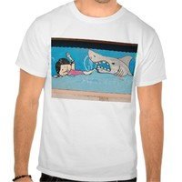 Funny Shark T-shirts