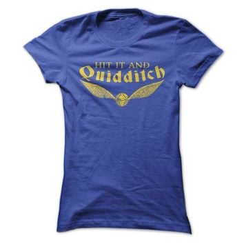 Hit It And Quidditch - On Sale