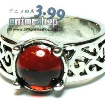 Philosopher Stone Ring for Full Metal Alchemist FMA Cosplay