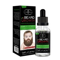 100% Natural Organic Beard Oil to Use with Beard Wax Balm Anti Hair Loss Products Leave-In Conditioner for Groomed Beard Growth