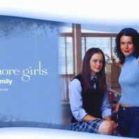 Gilmore Girls 11x17 TV Poster (2000)