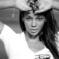Beyonce Black And White Signature A1 A2 A3 Poster Mrs Carter Tour Jay-Z Roc