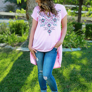Time After Time Tunic Top