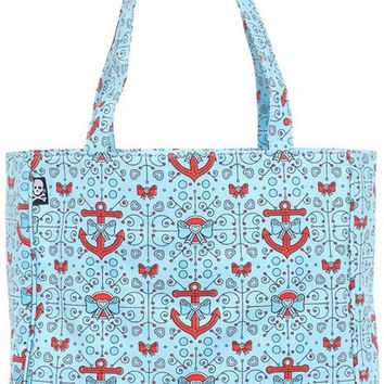 Lovely Anchors Tote | Blame Betty