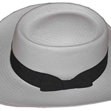 K Men's Gambler Toyo Hat White (X-Large)