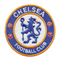 Chelsea FC Football Club Patch (2 Sizes Available)