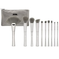 Smoke n' Mirrors 10 Piece Makeup Brush Set | BH Cosmetics