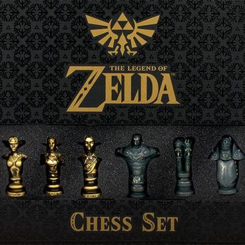 Legend of Zelda: Collector's Chess Set