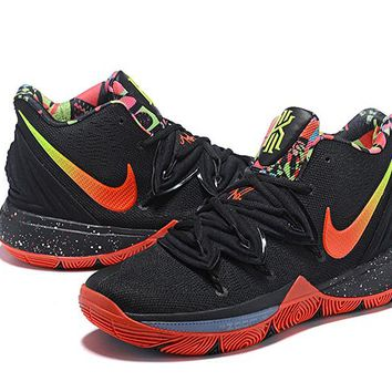 "Nike Kyrie 5 ""Black/Red"""