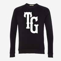 Taylor Gang gang fleece crewneck sweatshirt