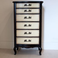 French Tallboy Chest Of Drawers