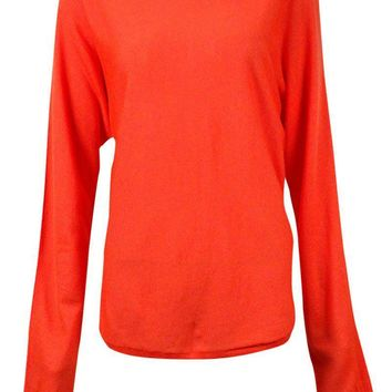 Polo Ralph Lauren Women's Dolman Merino Wool Sweater