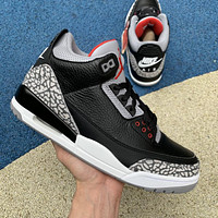 Air Jordan 3 OG Retro AJ3 Black Cement