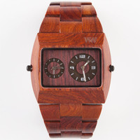 Wewood Jupiter Watch Brown One Size For Men 19290440001
