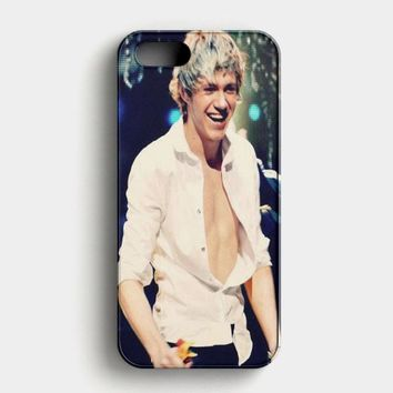 Niall Horan Collage iPhone SE Case