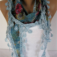 SALE 9.90 USD - Scarf ,women gift Ideas For Her Women's Scarves-christmas gift- for her -Fashion accessories