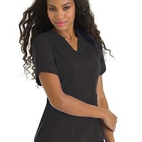 Urbane Ella Double V-Neck Tunic