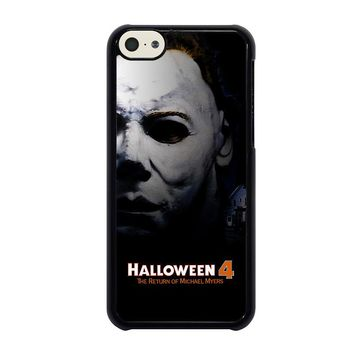 MICHAEL MYERS HALLOWEEN 4 iPhone 5C Case Cover